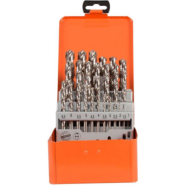 Projahn Bohrerkassette HSS-Co 25-tlg. 1-13/05mm SPEED 60385