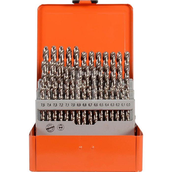 Projahn Bohrerkassette HSS-Co 41-tlg. 6-10/01mm SPEED 60545