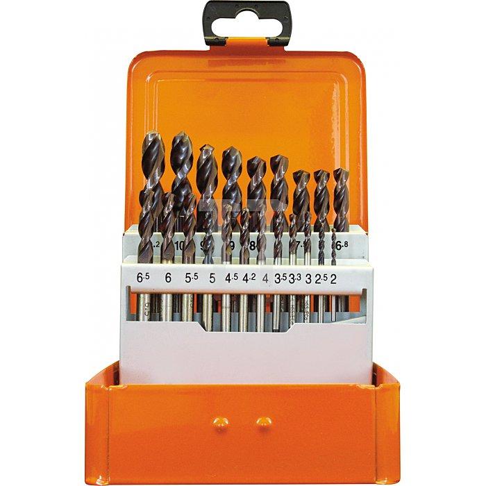 Projahn Bohrerkassette HSS-Co ATN UF-L DIN1897 21-tlg. 2-102/05mm 60846