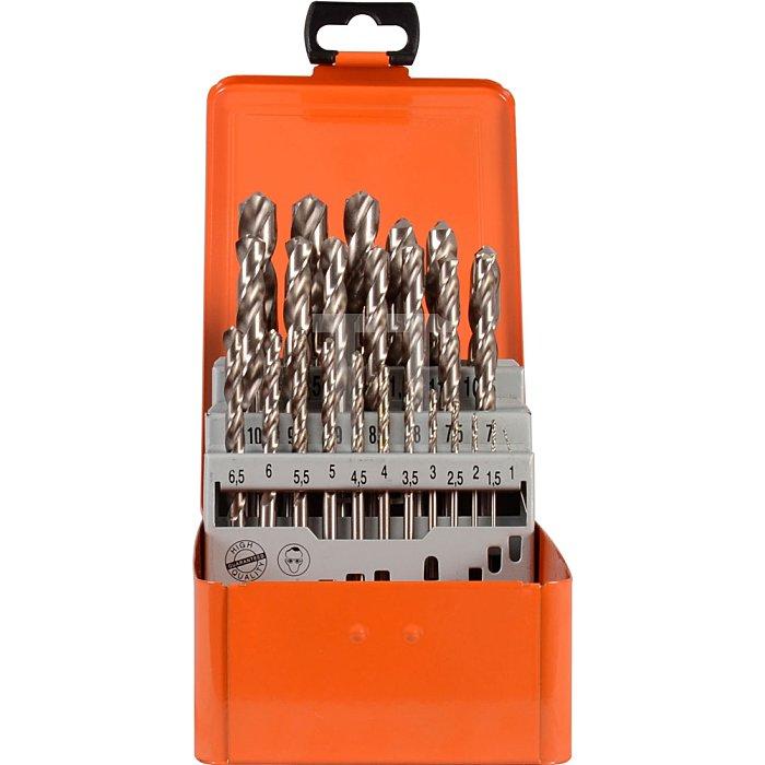 Projahn Bohrerkassette HSS-G 25-tlg. 1-13/05mm TURBO 60374