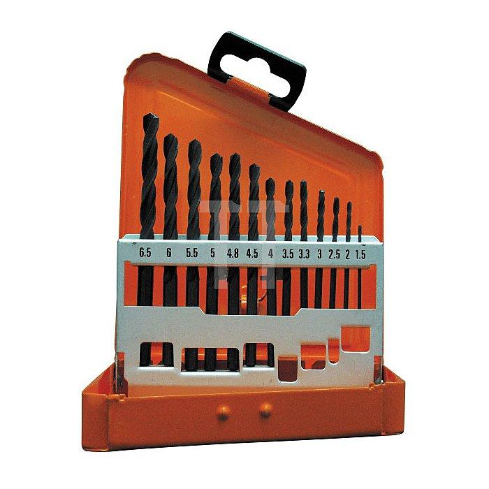 Projahn Bohrerkassette HSS-R 13-tlg. 15-65/05mm ECO 60313