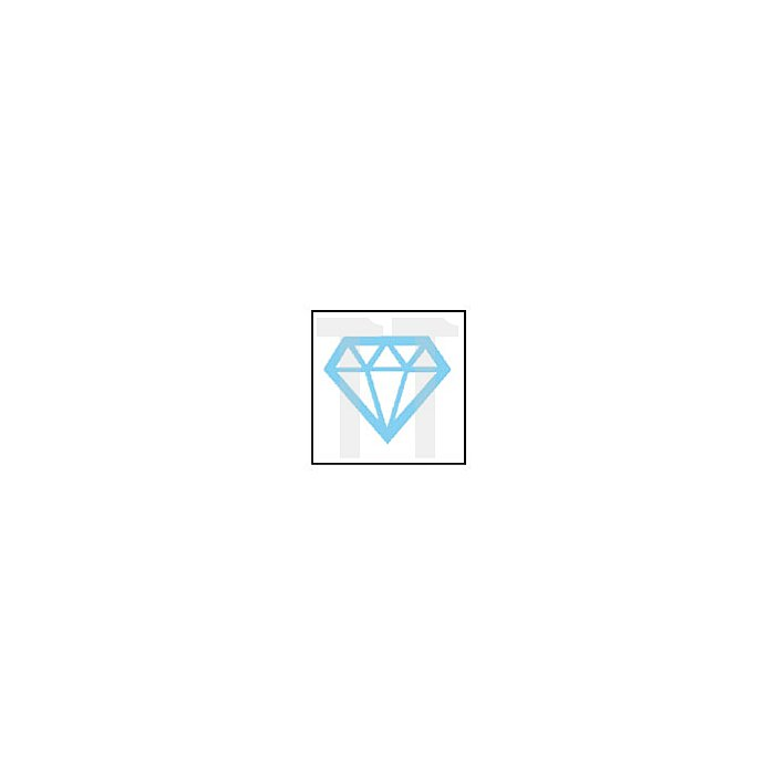 Projahn Diamant Trockenbohrer Ø 16mm Wachsfüllung 6-kant Schaft 59816
