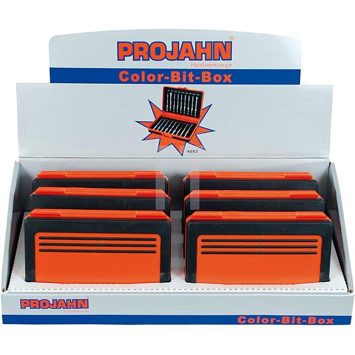 Projahn Display 6xBit-Box 18-tlg. 4093 409306