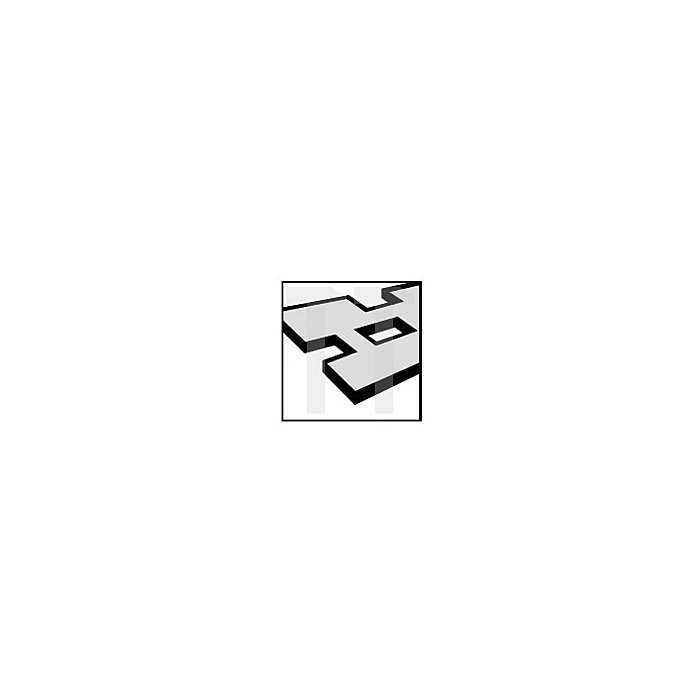 Projahn Flachsenker HSS-Co 180° M5 fein 36705