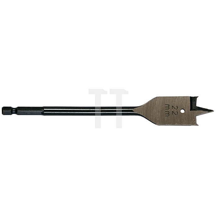 Projahn Flachzentrumbohrer 25x400mm SPEED 19625400