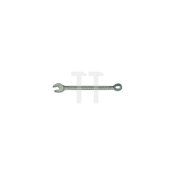 Projahn Gabelringschlüssel mattsatiniert 17mm 2517