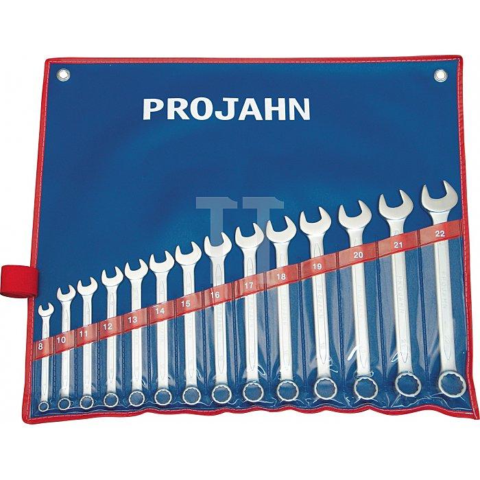 Projahn Gabelringschlüssel-Set 14-tlg. 4408