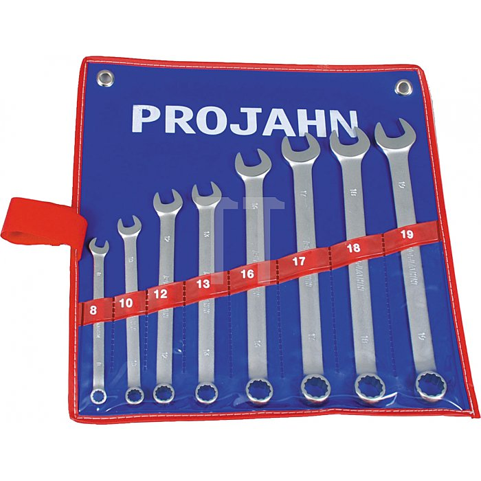 Projahn Gabelringschlüssel-Set lang 8-tlg. 4436