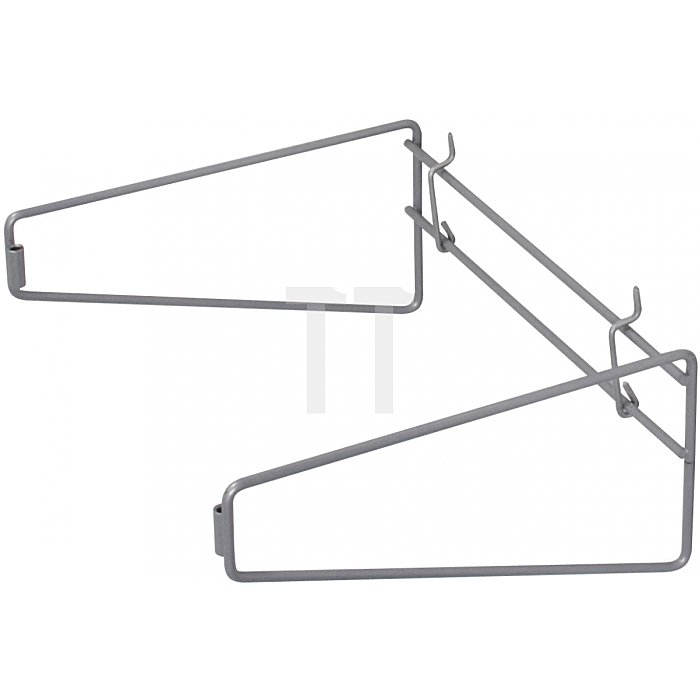 Projahn Hakenleiste 7-tlg. 33cm variabel SUPERFLEX 691-11847