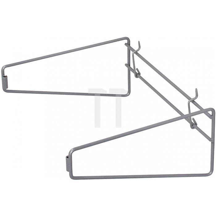 Projahn Hakenleiste 8-tlg. 33cm spitz SUPERFLEX 691-11843