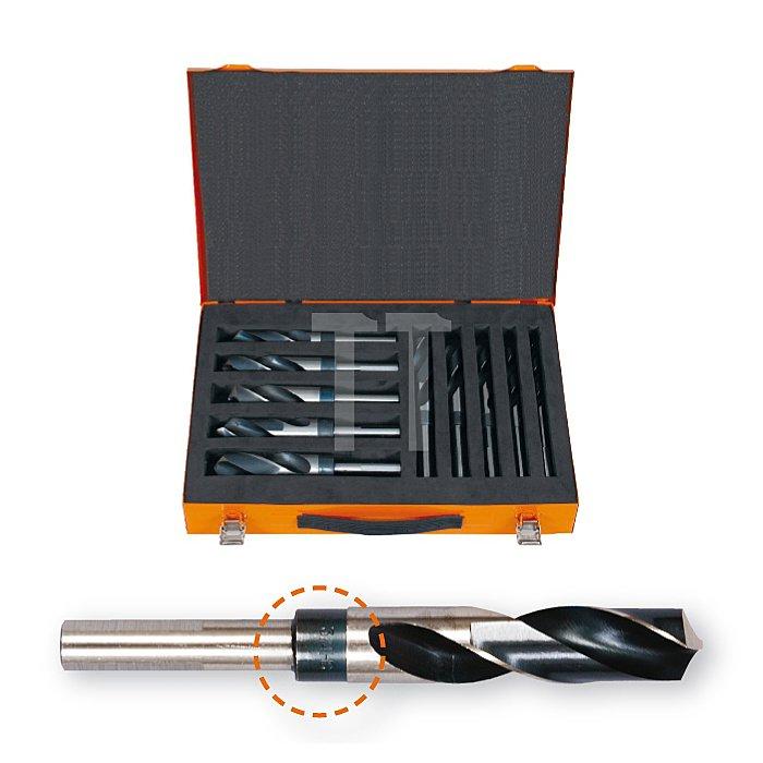 Projahn Kassette HSS-G mit reduziertem Schaft Art. 49500 10 -tlg. bestehend aus je 1 Stück: 10-12-14-16-18-20-22-24-25-26mm 60749
