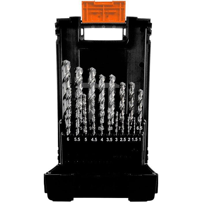 Projahn Kassette Kunststoff HSS-G Turbo 19-tlg. 1-10mm 67314