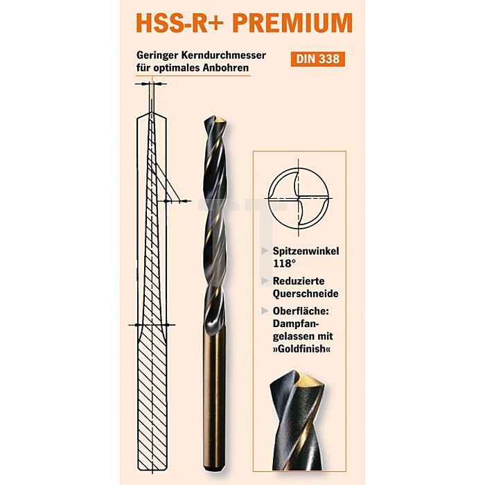 Projahn Kassette Kunststoff HSS-R+ PREMIUM 25-tlg. 1 - 13mm 67371
