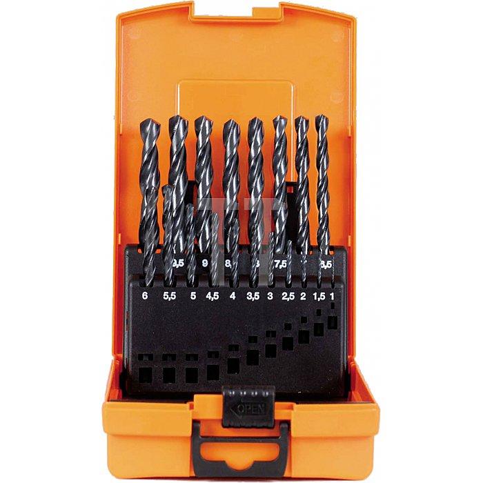 Projahn Kunststoffkassette HSS-R 1-10mm 19-tlg. 67003