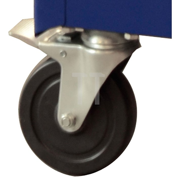 Projahn Lenk-Rolle für Werkstattwagen ECOBlue 5997-016