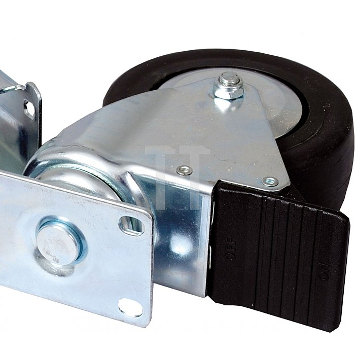 Projahn Lenk-Rolle für Werkstattwagen RedLine Super Blue Blackline 5997-012