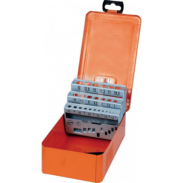 Projahn Metall-Kassette neutral 1-13/05 25-tlg. 61025