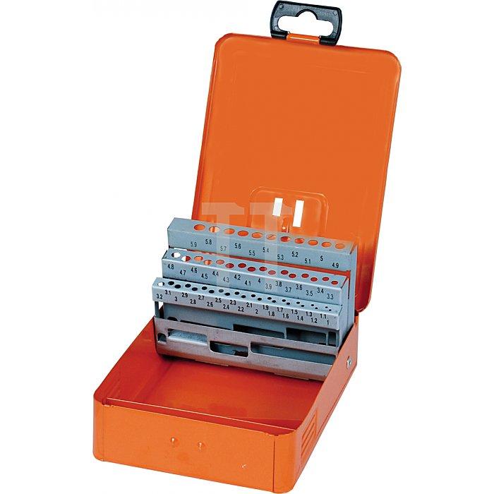 Projahn Metall-Kassette neutral 1-59/01 50-tlg. 61050
