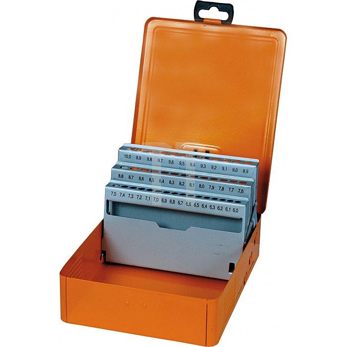 Projahn Metall-Kassette neutral 6-10/01 41-tlg. 61041