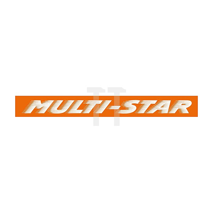 Projahn Multi-Star 80 x 200mm 57080200