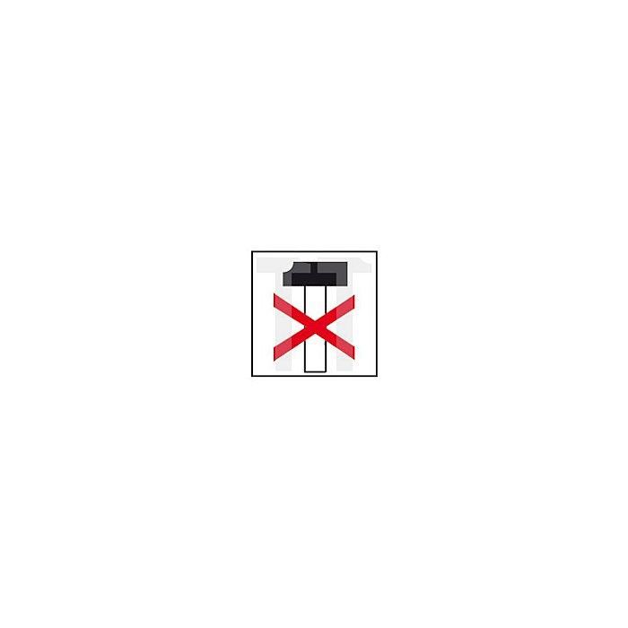 Projahn PRODachziegel 1/4 Zoll 6-kant Aufnahme 35mm 532035