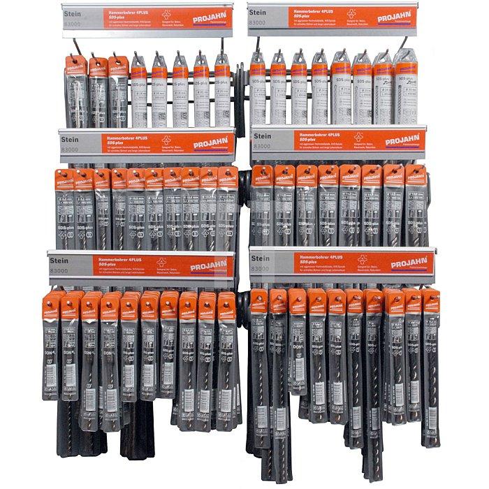 Projahn Rack Hammerbohrer SDS-plus 300-tlg. 11612-102