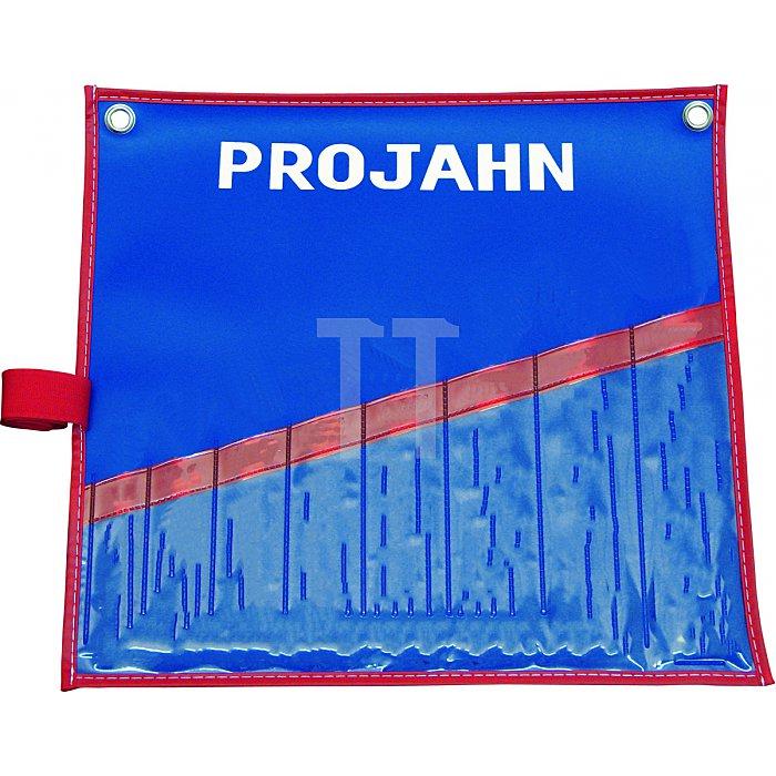 Projahn Rolltasche 2218E für offenen Doppelringschlüssel-Satz 8-tlg.