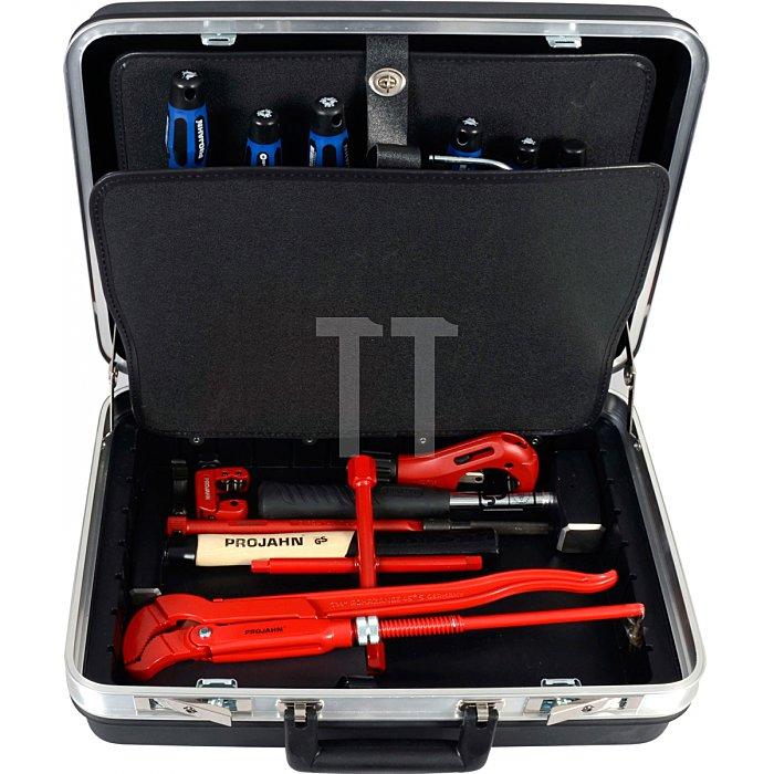 Projahn Sanitär Werkzeugkoffer 87-tlg. 9999