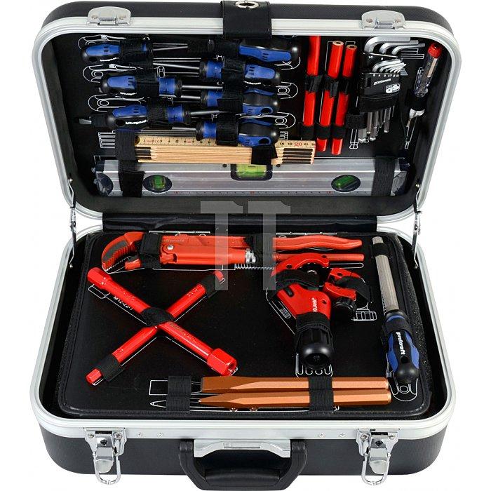 Projahn Sanitär Werkzeugkoffer 95-tlg. 8685