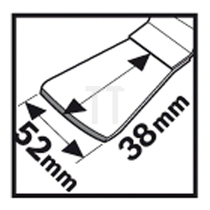 Projahn Schaber HCS Multi Material SC 52x38mm VE 1 66206