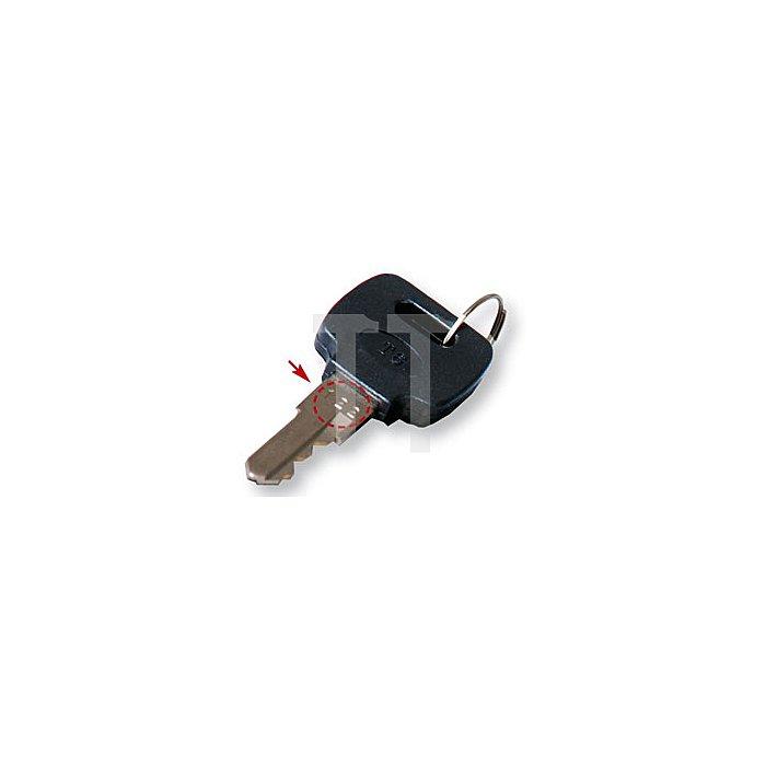 Projahn Schlüssel Nr.072 zu Werkstattwagen 1 Stück 5996-072