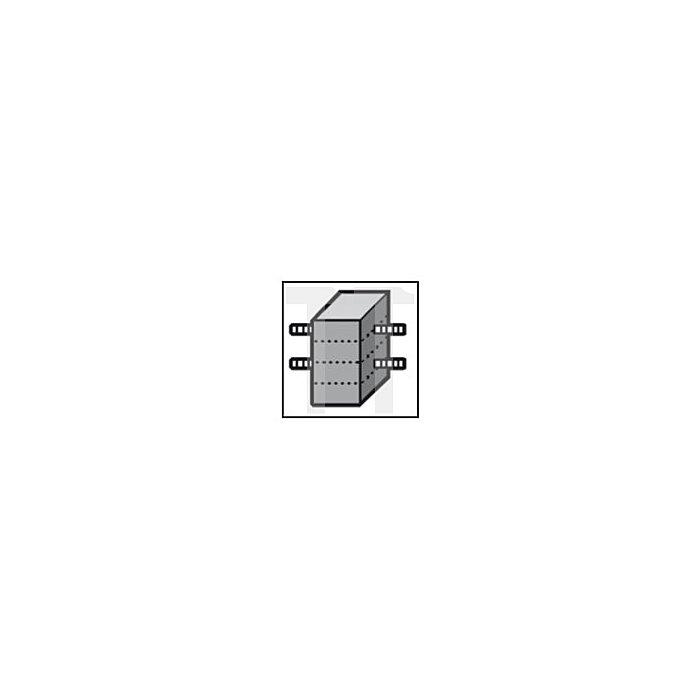SDS-Plus Hammerbohrersatz 4-schneidig 40 tlg. in Metallkassette 83040