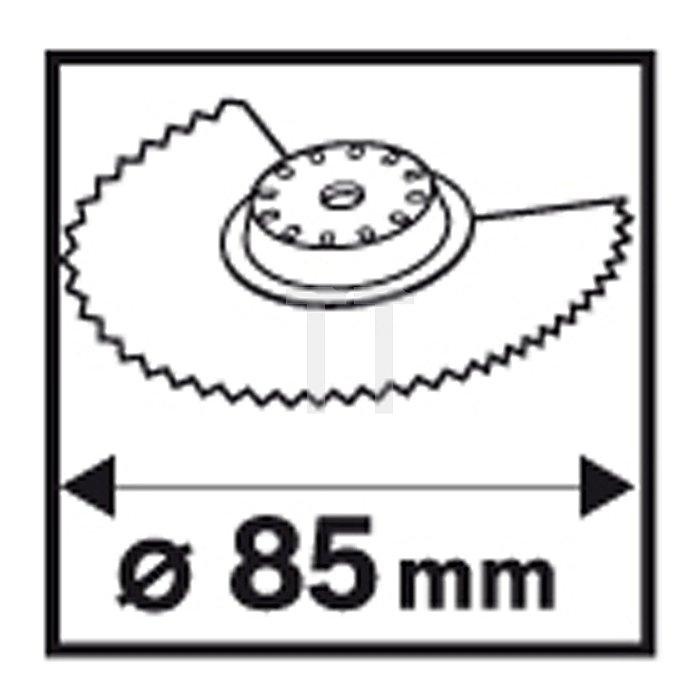 Projahn Segmentsägeblatt HCS 85 Wood OIS 85mm VE 1 66102