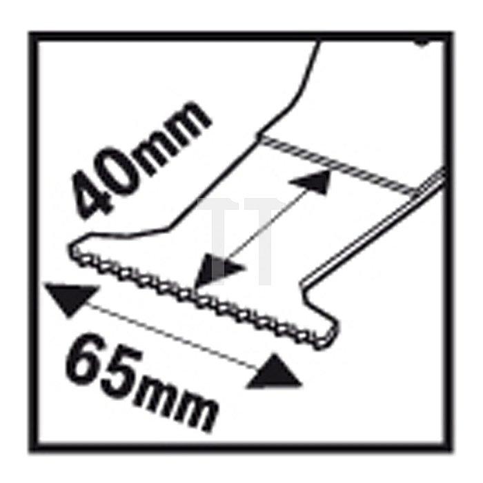 Projahn Tauchsägeblatt BIM Wood Metal OIS 65mm VE 5 661085