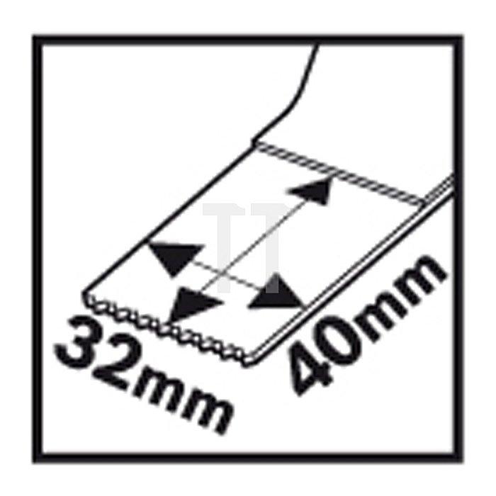 Projahn Tauchsägeblatt HCS Wood SC 32x40mm VE 5 662045