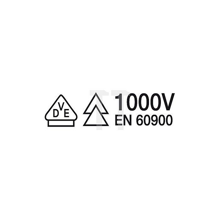 Projahn VDE ERGO Multifunktionszange 45° 200mm 4631-200