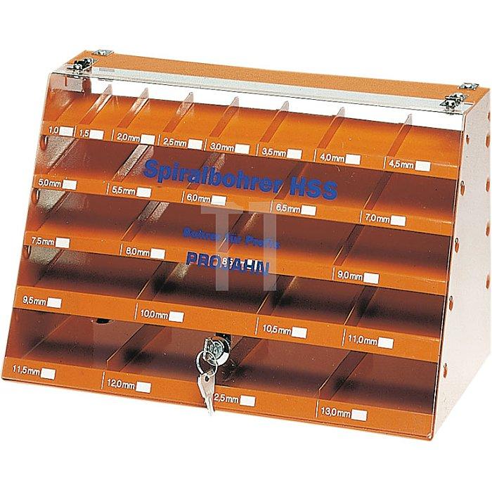Projahn Verkaufsschrank Spiralbohrer HSS-G ECO 220-tlg. 11011
