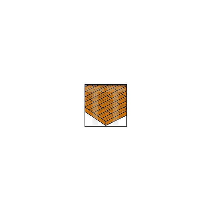Projahn Viertelstabfräser mit Kugellager D 381 mm L51mm L2 19mm 33204381