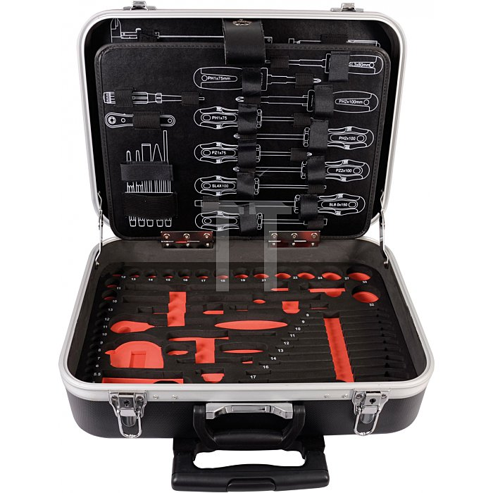 Projahn Werkzeugtrolley Koffer leer 4963 4963