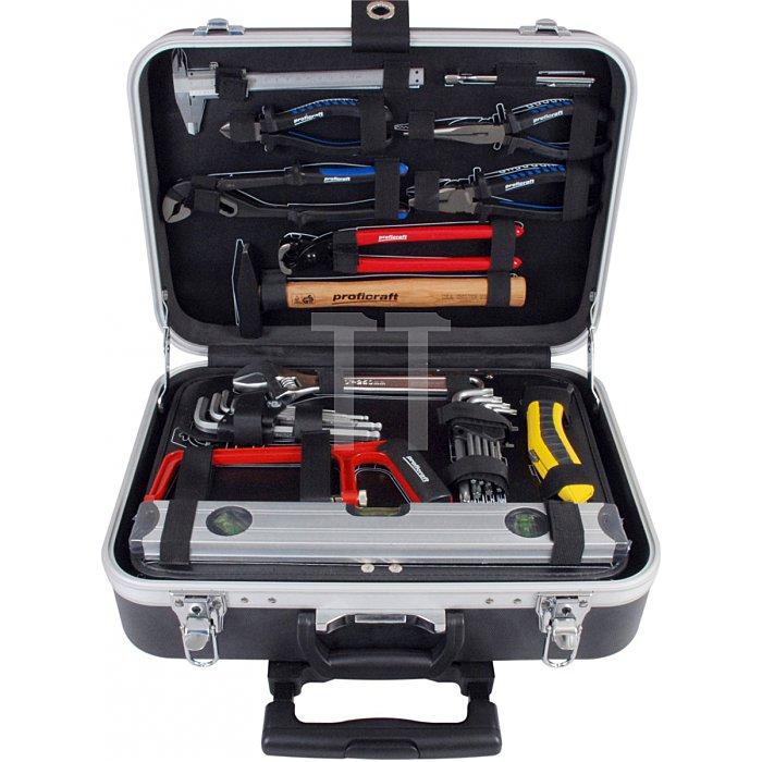 Projahn Werkzeugtrolley-Set 130-tlg. 4963-01