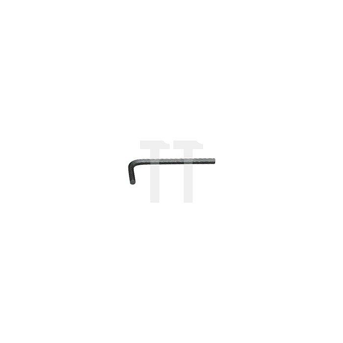Projahn Winkelstiftschlüssel Innen-6-kant 6mm 3601-6