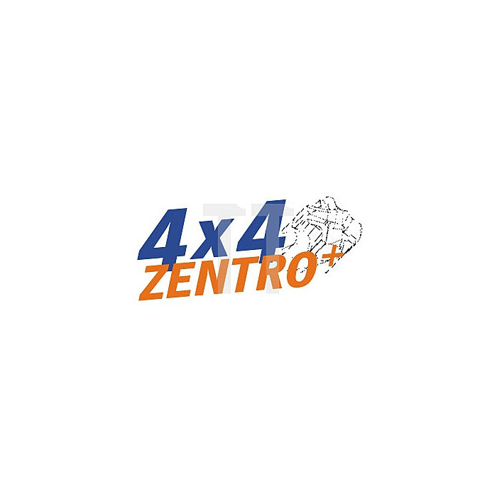 Projahn Zentro Plus Hammerbohrer 5x160mm 5er Pack 830516045