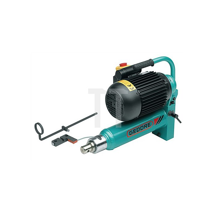 Pumpe 2Zoll 230 V mit Endabschaltung