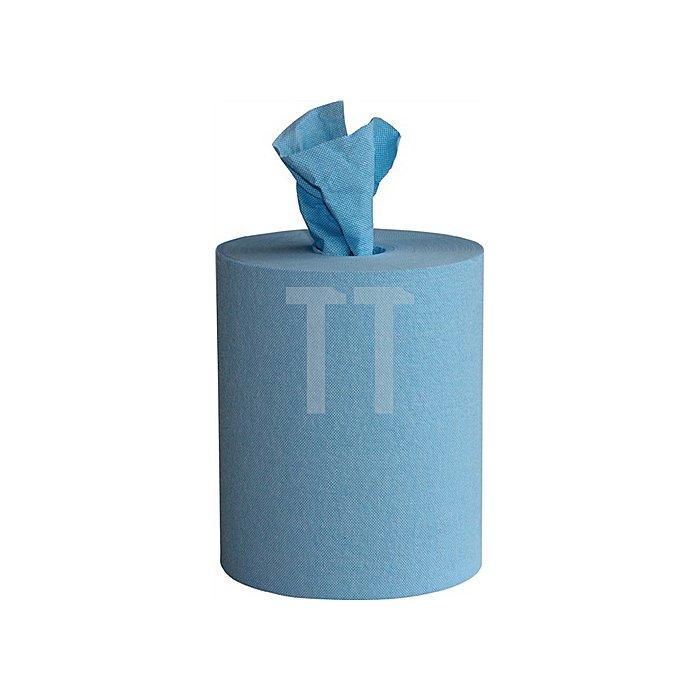 Putztuch Wipex-Work blau L.380xB.240mm 200Tücher/VE