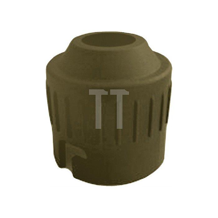 Quellmörteldüse für Kunststoffspritzen, konisch mit 20mm Ausgang