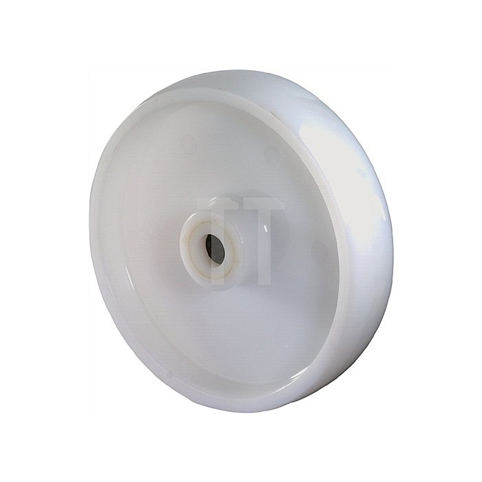 Rad zu B10 D.150mm Tragfähigkeit 800kg Kunststoffrad naturfarben Naben-L.58mm