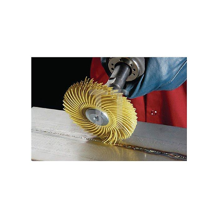 Radialbürstenscheibe Bristle Brush K.220