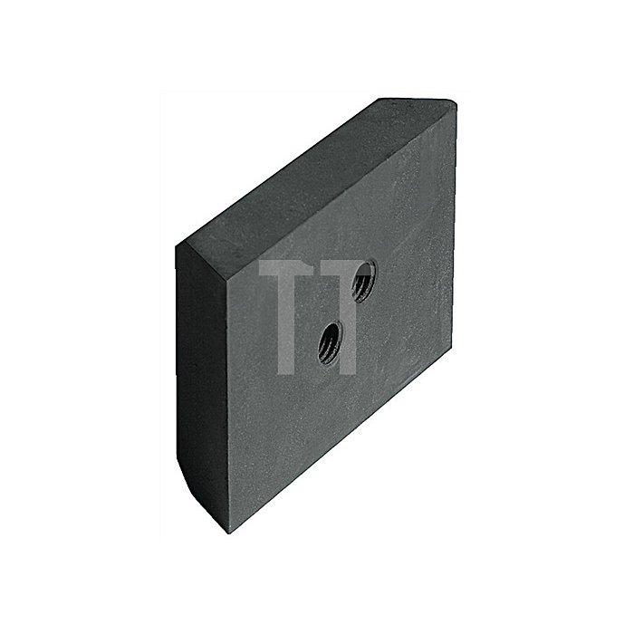 Radiusbiegewerkzeug Biege-H.100mm rd.Kanten r=15/25mm Winkelbieg.777241 2Kanten