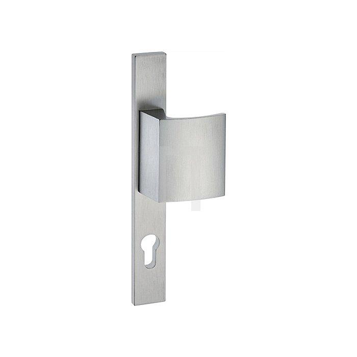 Rahmen-Wechselgarnitur Serie PAN 312H VK 8mm Entfernung 92 PZ Lochung Alu F1