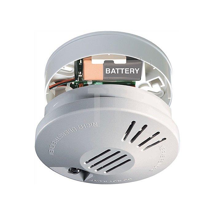 Rauchmelder-Funk FSR 4191 9V Batterie VdS weiss